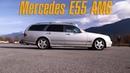 Mercedes AMG E55 Универсал. Он продал Evo 5 ради этого! BMIRussian