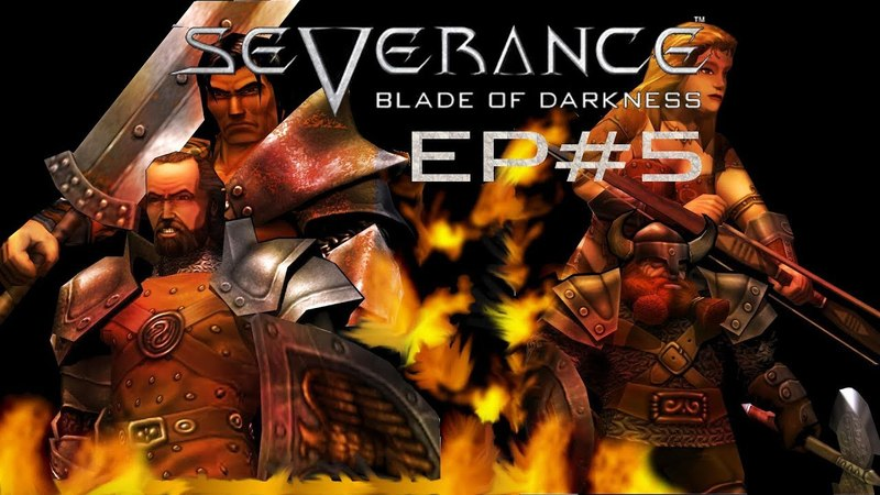 Отец-прародитель Dark Souls. Blade of Darkness. Ep.5. Как подгорали пуканы в 2001 году.