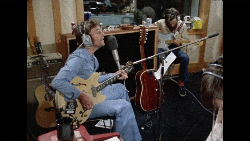 How Do You Sleep Takes 5 6 Raw Studio Mix Out take John Lennon The Plastic Ono Band