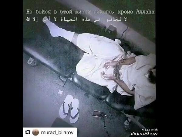 Не бойся в этой жизни никого, кроме Аллаха