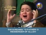 [ENG SUB] Iranian Child - Remembrance of Fatimat Al-Zahraa [as]