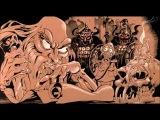 Black Magic Darkness - Skullcrusher (Iron Claw Cover)