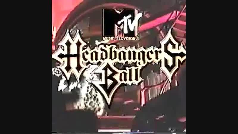 Headbangers Ball Vinnie Vincent and Mark Slaughter