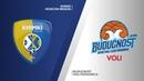 Khimki Moscow region - Buducnost VOLI Podgorica Highlights Turkish Airlines EuroLeague RS Round 8. Евролига. Обзор. Химки - Будучность