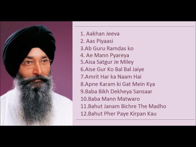 Few Shabads sung beautifully by Bhai Harjinder Singh Ji, Srinagar Wale | GurbaniKirtanNonStop