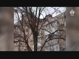 В Ростовской области газовый баллон взорвался в жилой многоэтажке