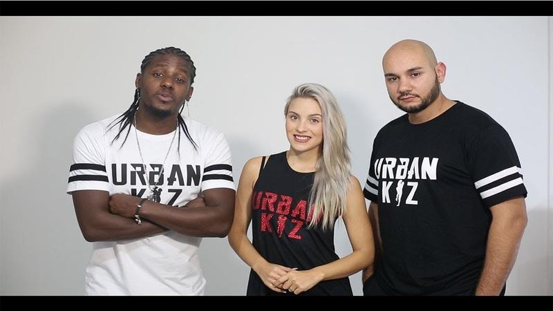 URBAN KIZ STEPS BY THE FOUNDERS