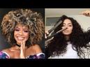 Os Cabelos Cacheados Mais Lindos do Instagram 10 ♥ Cheias de Charme Tutoriais 2018