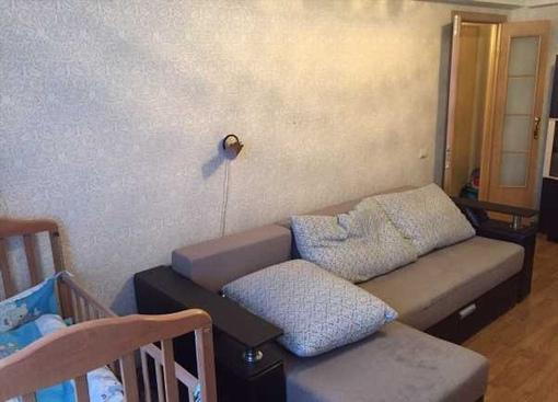 квартира в панельном доме проспект Ломоносова 222к1