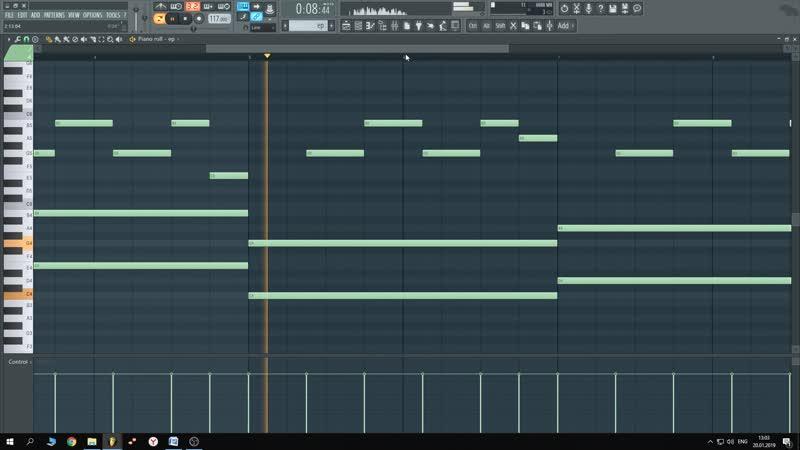 Создание Nu Disco трека с нуля 1 часть промо