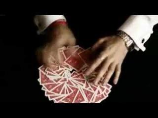 Шулерская раздача карт