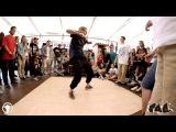 | Awesome Battle | 31.08.13 | Hip-Hop Pro | Margo vs LeksUp |