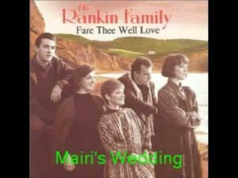 The Rankin Family_Mairi's wedding