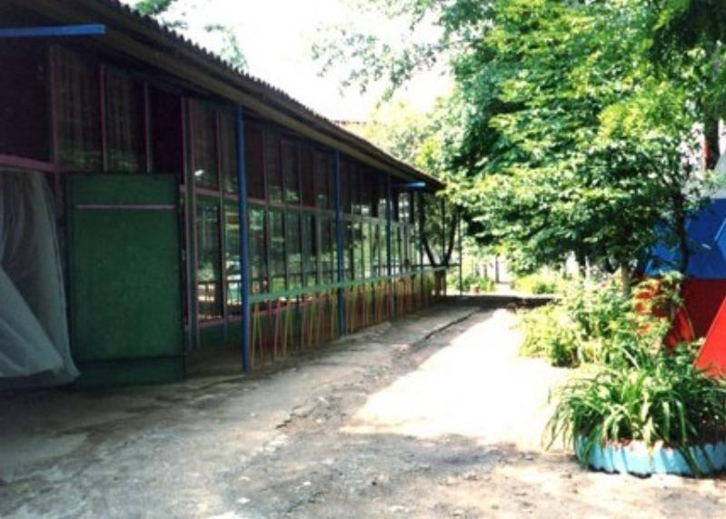 лагерь Пионер в Приморке
