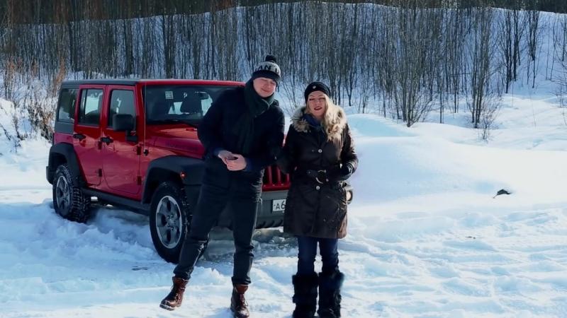 Jeep Wrangler Rubicon, часть 2.