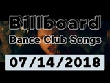 Billboard Dance Club Songs TOP 50 (July 14, 2018)