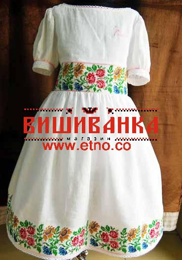 вишиті плаття для дітей фото d84ecb31bed8a