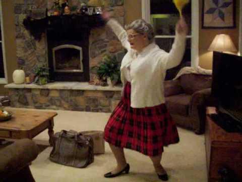 Mrs. Doubtfire Dance