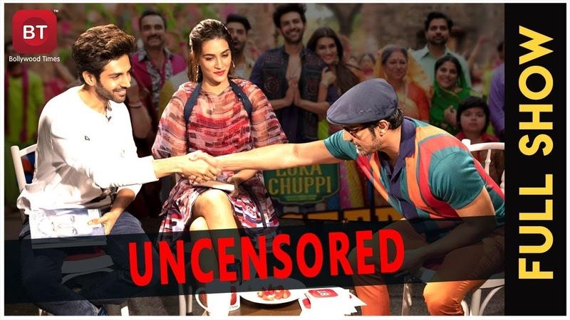 Luka Chuppi Movie Uncensored Full Exclusive Interview With Kartik Aaryan Kriti Sanon