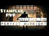 ESO - Stamina Templar PVP Build Testing - ESO Summerset