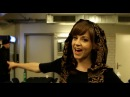 Backstage at the Ms. Switzerland Pageant Pt. 2- Lindsey Stirling