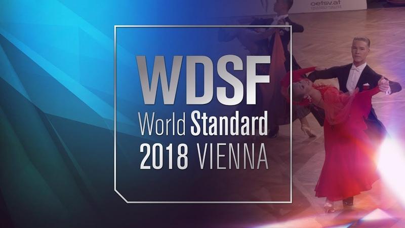 Kirin - Prozorova, AUT   2018 World STD Vienna   R1 W