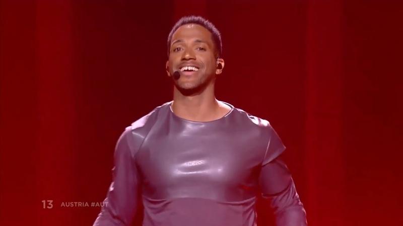 Cesár Sampson - Nobody But You (Австрия) Евровидение-2018, 1 полуфинал