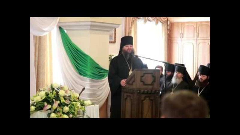 Епископ Лонгин обличил в ересе патриарха Кирилла и выступил против.