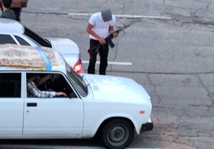 Житель Марухи устроил стрельбу на свадьбе в Зеленчукской