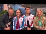 Елизавета Худайбердиева / Никита Назаров -РТ, ЮГП Bratislava 2018
