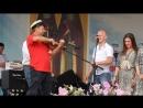 АРТ-фолк группа ЕжеВикА (Тамбов) на 13-м Кузнечном фестивале в Бывалино 15.07.2018. Подарок от кузнецов)