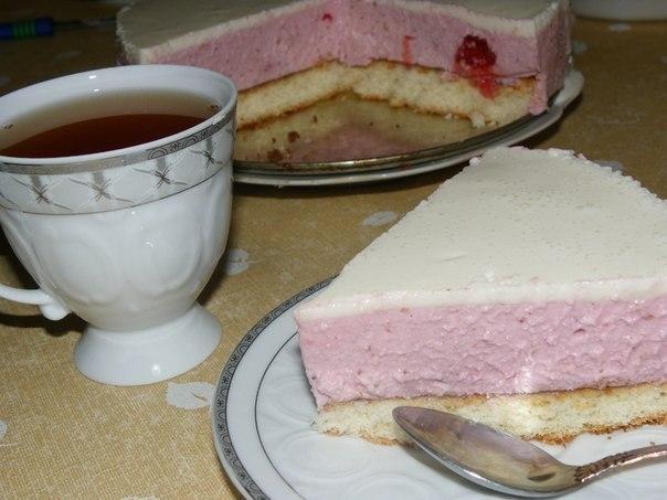 Как испечь манник рецепт торт из