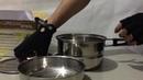 Походная посуда с AliExpress Набор туристической кухни