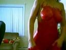 Ann Angel - Webcam Latex Body Paint