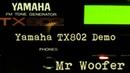 Mr Woofer - Operators (Yamaha TX802 Demo)
