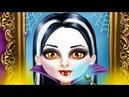 Dulce niña divertida de Halloween – Espeluznante Maquillaje Peluquería Vestir Juegos para Niños
