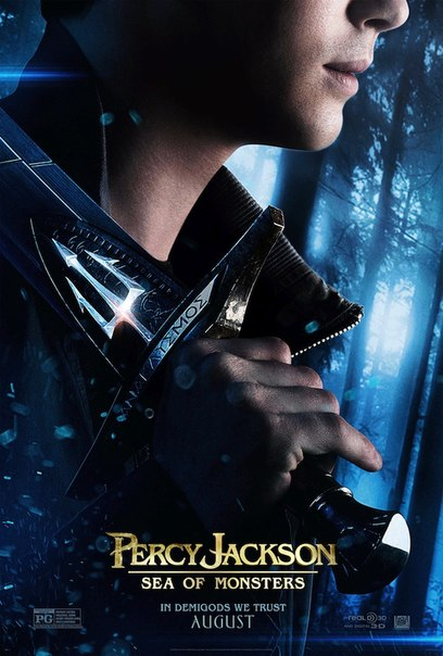 Percy Jackson: Monsterhavet (2013)