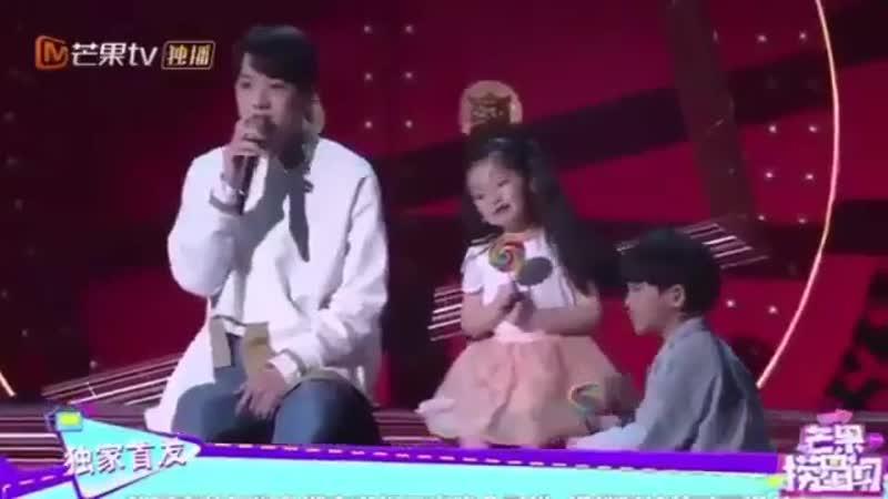 Guanlin's rehearsal for Hunan TV Lantern Festival ...