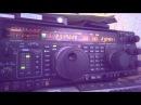 CQ WW DX SSB 2014 - UA5B signal