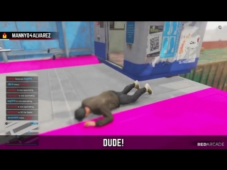 [Red Arcade] GTA 5 FAILS & EPIC MOMENTS #55 (Best GTA 5 Wins & Stunts, GTA 5 Funny Moments Compilation)