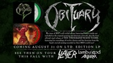 OBITUARY - 2018 Vinyl Reissues