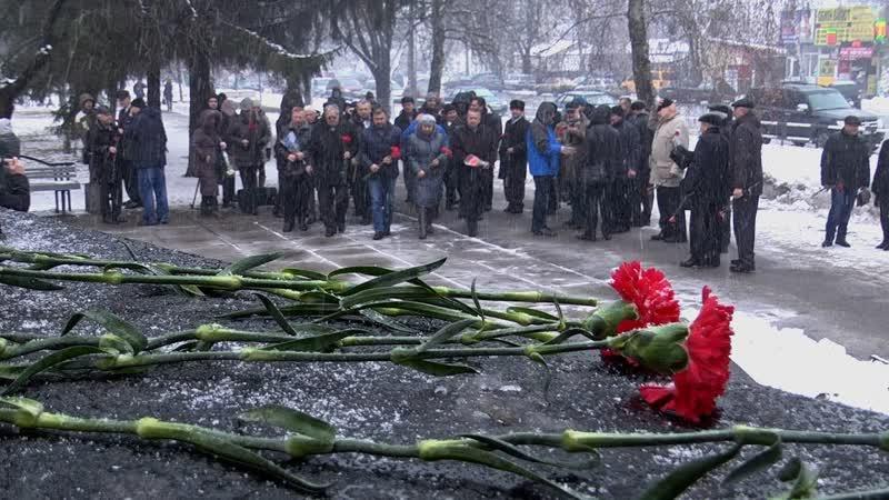 У Полтаві відзначили День вшанування ліквідаторів аварії на ЧАЕС