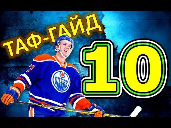 ТАФ-ГАЙД | 10 лучших игроков НХЛ на ЧМ-2018