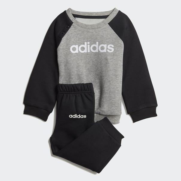Флисовый комплект: джемпер и брюки Linear