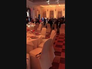 alyonamcnulty:Речь Аллы Пугачевой на юбилейном вечере И.Муравьевой.