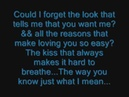 I Just Can't Live A Lie By Carrie Underwood *Lyrics*