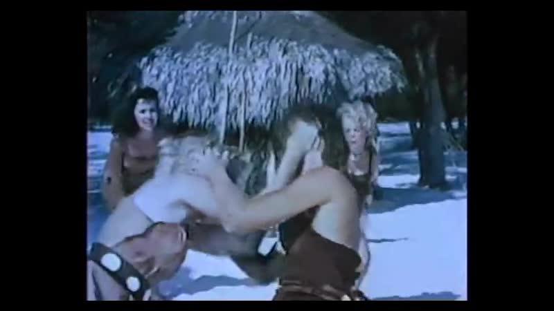 The Wild Women of Wongo 1958 Beach Catfight