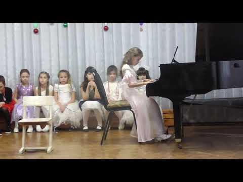 Злобина Валерия 8 лет 2 класс Преп Котова Е В