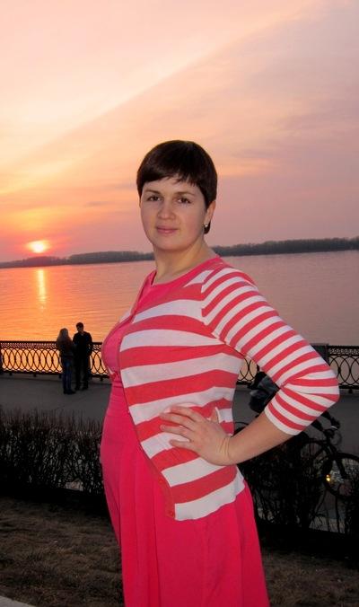 Ольга Уразлова, 18 апреля 1987, Самара, id4474885