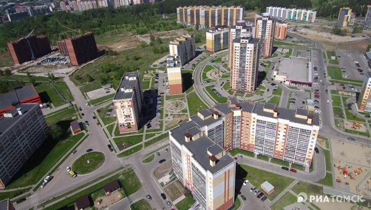 Томск станет городом-миллионником не раньше 2077 года
